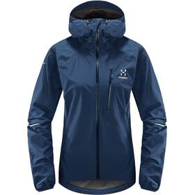 Haglöfs L.I.M Jacket Dame Tarn Blue